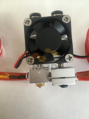 Chimera hotend - podwójny hotend -2 do 2